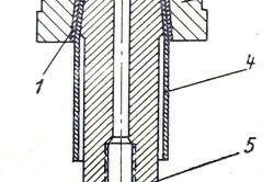 Экситроновый узел для диффузионной сварки