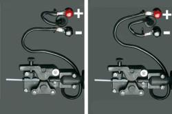 Полярность проволоки при сварке полуавтоматом без газа