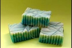 Самодельное мыло с канифолью