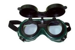 Очки для сварки с откидным стеклодержателем
