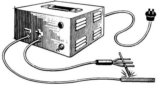 Сварочный аппарат от сети