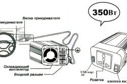 Инструкция по использованию инвертора