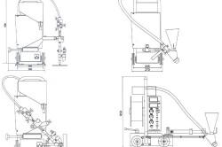 Легкие трактора для дуговой сварки под флюсом